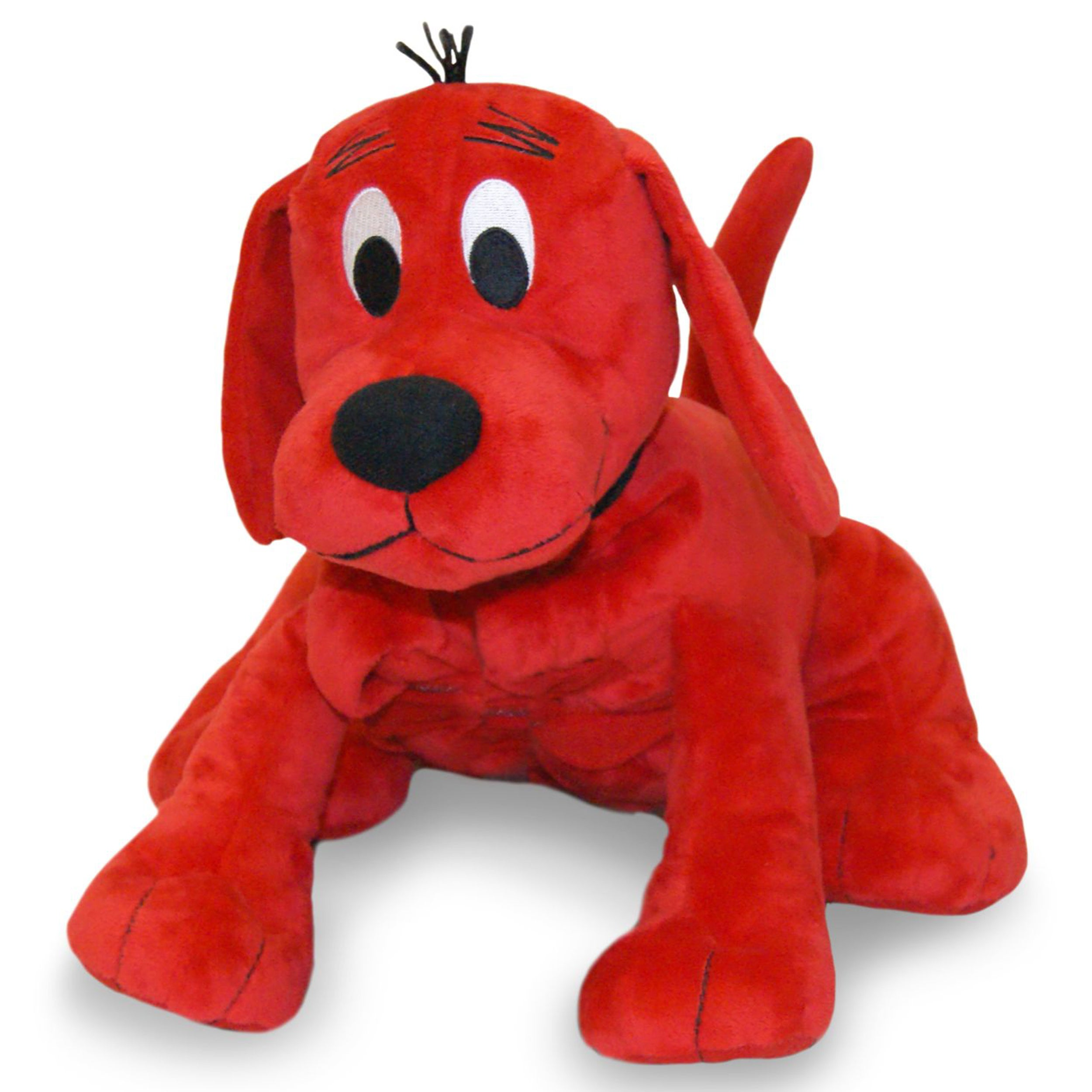 Zoobies 'Clifford the Big Red Dog' Storytime Pal