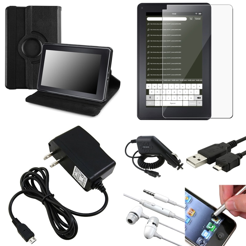 Case/ Charger/ Stylus/ Headset/ Cable for Amazon Kindle Fire
