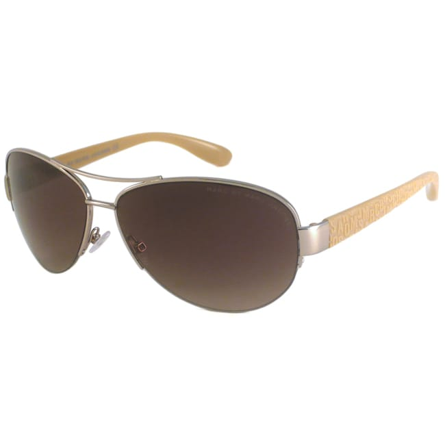 Marc By Marc Jacobs Women's MMJ242 Aviator Sunglasses