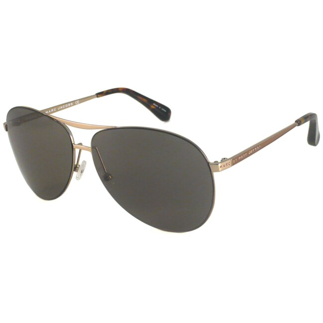 Marc By Marc Jacobs Women's MMJ244 Aviator Sunglasses - Thumbnail 0