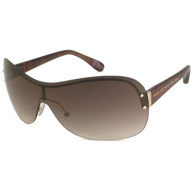 Marc By Marc Jacobs Women's MMJ241 Shield Sunglasses - Thumbnail 0
