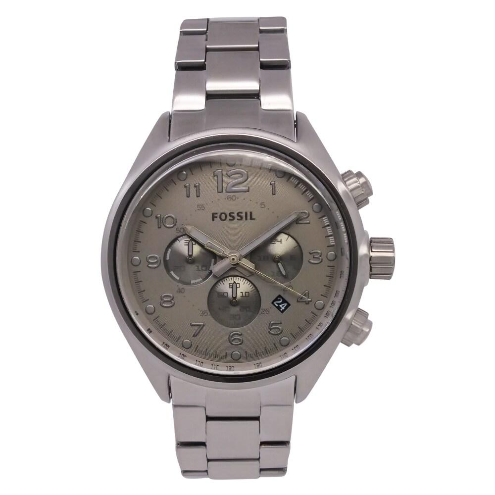 Fossil Men's Flight Watch