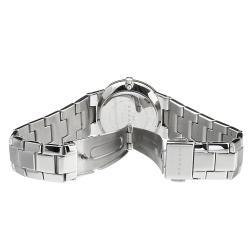 Skagen Women's Black Dial  Element Steel Linked Watch
