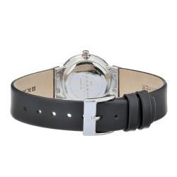Skagen Women's Element Black Dial and Strap Watch