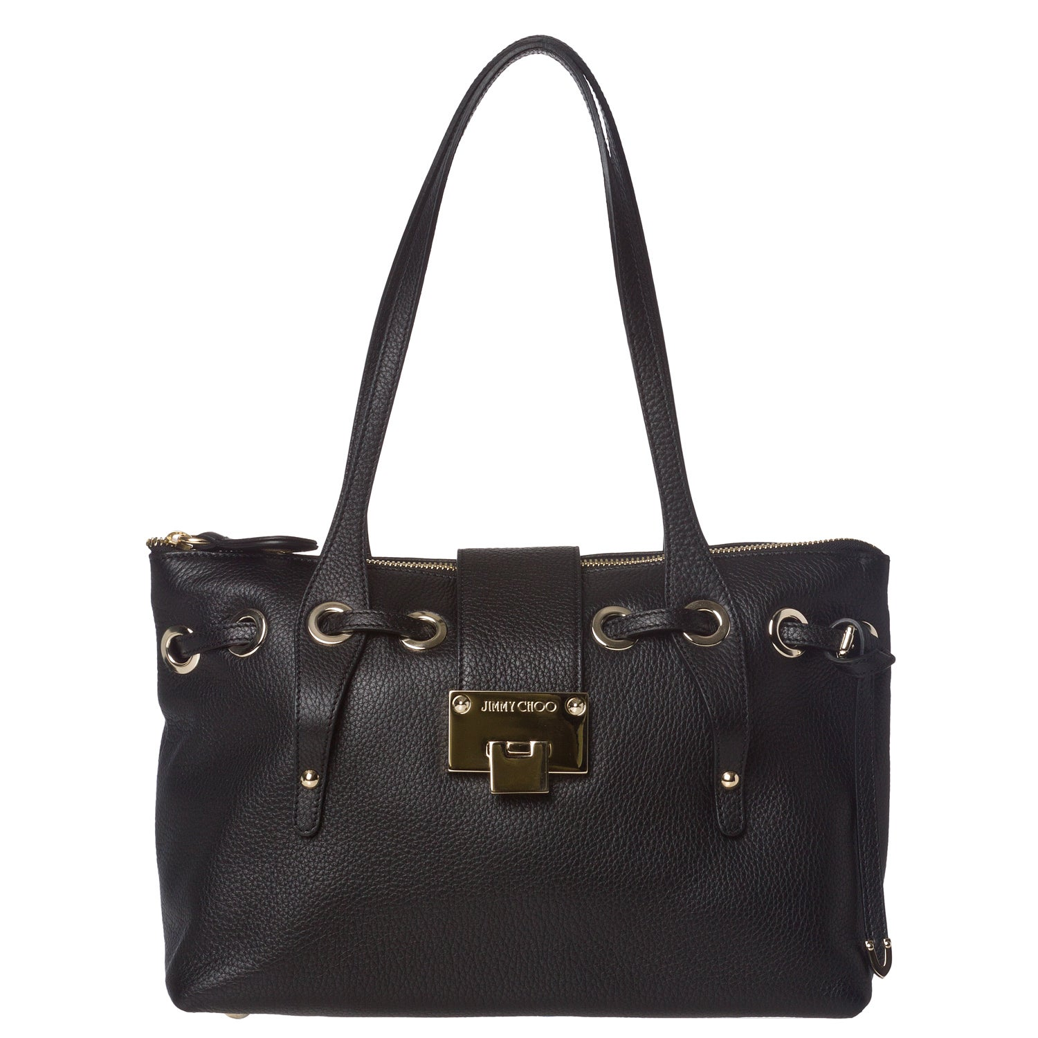 e56bd0ae86 Shop Jimmy Choo  247 RHEA S GRC  Small Shoulder Bag - Free Shipping Today -  Overstock.com - 6857178