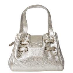 Jimmy Choo '247 ROQUETT GLE' Metallic Shoulder Bag - Thumbnail 2