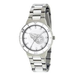 Game Time Women's Tennessee Titans Logo Pearl Watch
