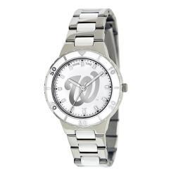 Women's Washington Nationals Logo Pearl Watch