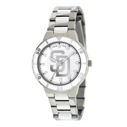 Women's San Diego Padres Logo Pearl Watch