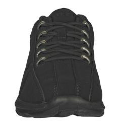 Lugz Men's 'Notts' Black Court Shoes - Thumbnail 2