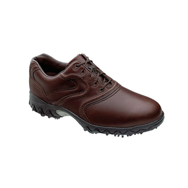 1476781e4ac0 Shop FootJoy Men s Countour Series Brown Golf Shoes - Free Shipping Today -  Overstock.com - 6958937