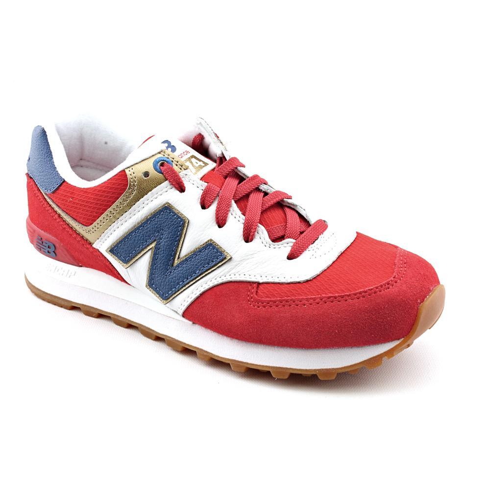 New Balance Men's '574 ' Regular Suede Athletic Shoe