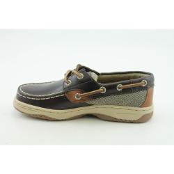 Sperry Top Sider Boy's 'Bluefish' Leather Casual Shoes Wide