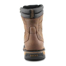 Rocky Men's '8882 Long Range' Leather Boots - Thumbnail 2