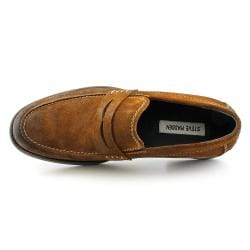 Steve Madden Men's 'Blaike' Regular Suede Casual Shoes - Thumbnail 1