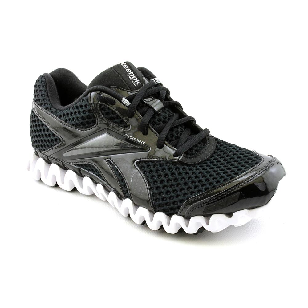 Reebok Men's 'Zig Fly' Mesh Athletic Shoes Narrow