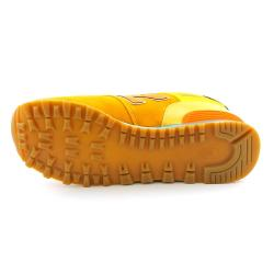 New Balance Men's 'ML574' Regular Suede Casual Shoes - Thumbnail 1