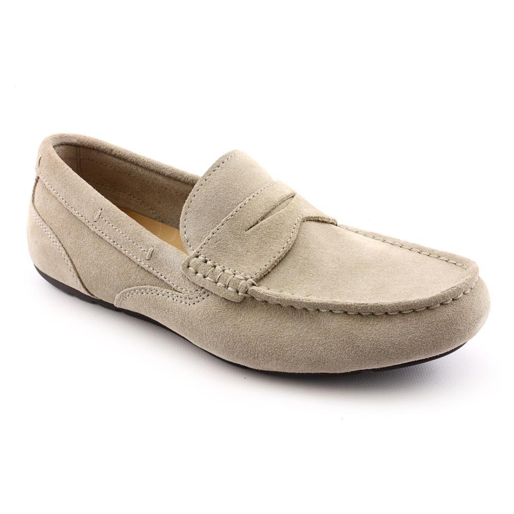 Rockport Men's 'Greenbrook' Regular Suede Casual Shoes Wide