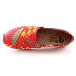 Bobs by Skechers Women's 'Bobs World-Botanical Gardens' Basic Textile Casual Shoes - Thumbnail 2