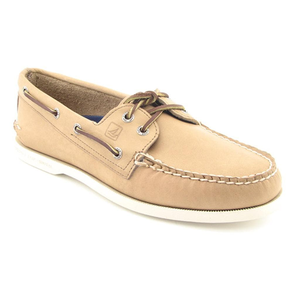 Sperry Top Sider Men's 'A/O 2 Eye' Leather Casual Shoes Wide (Size 11.5)