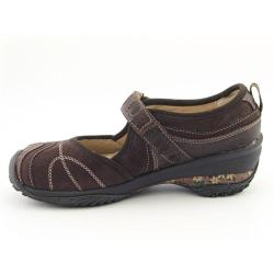 Jambu Women's 'Catskills' Regular Suede Athletic Shoes (Size 7) - Thumbnail 1