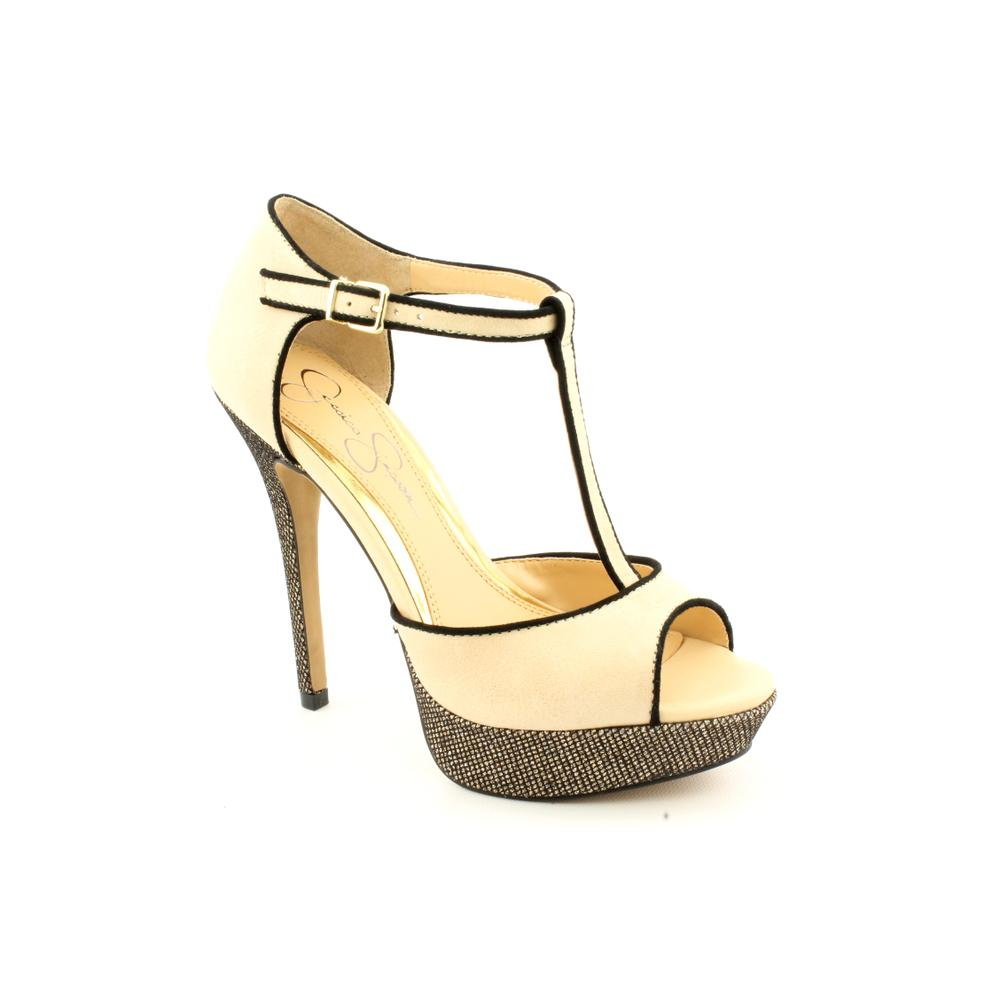 Jessica Simpson Women's 'Bansi' Leather Sandals