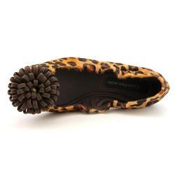 Calvin Klein Jeans Women's 'Carmela' Hair Calf Casual Shoes
