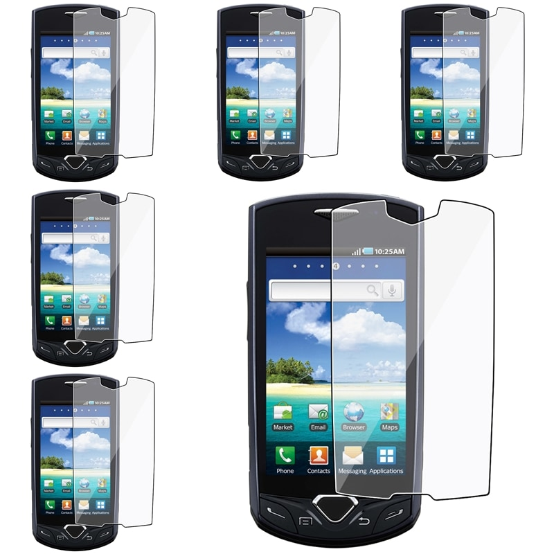 Screen Protector for Samsung© Gem i100 (Pack of 6)