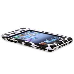 Giraffe Case/ Privacy LCD Protector for Apple iPod Touch Generation 4