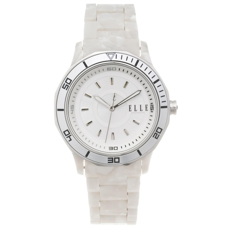 Elle Women's White Style Watch
