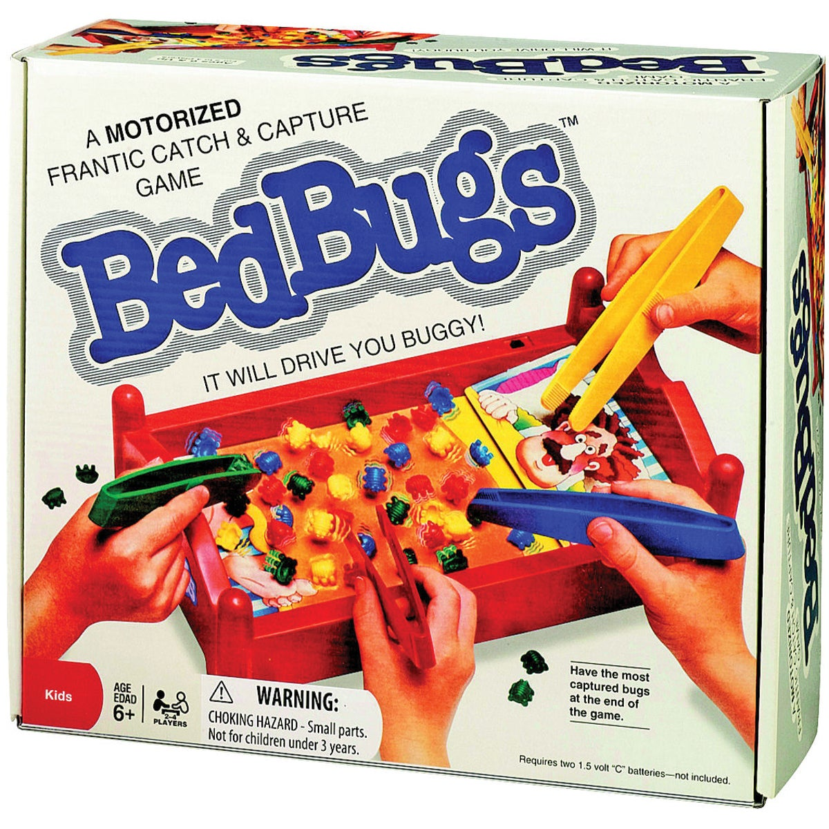 Patch Products Bed Bugs Game