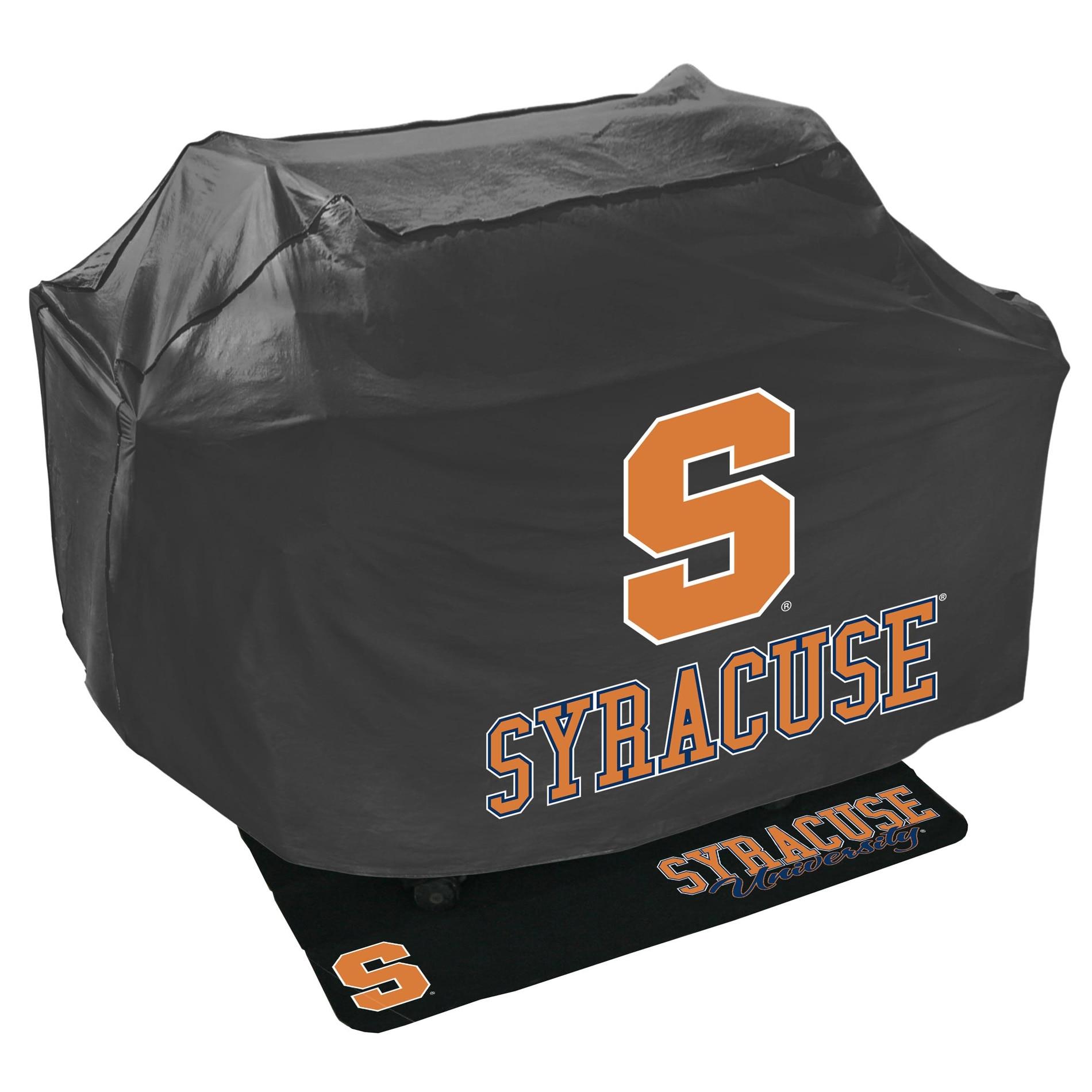 Syracuse Orangemen Grill Cover and Mat Set