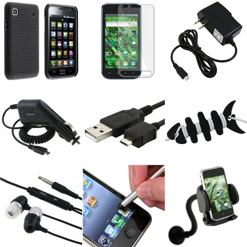 Case/ Charger/ Cable/ Headset/ Protector for Samsung Vibrant SGH-T959
