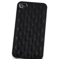 Black/ Pink/ White Case Variety Set for Apple iPhone 4/ 4S