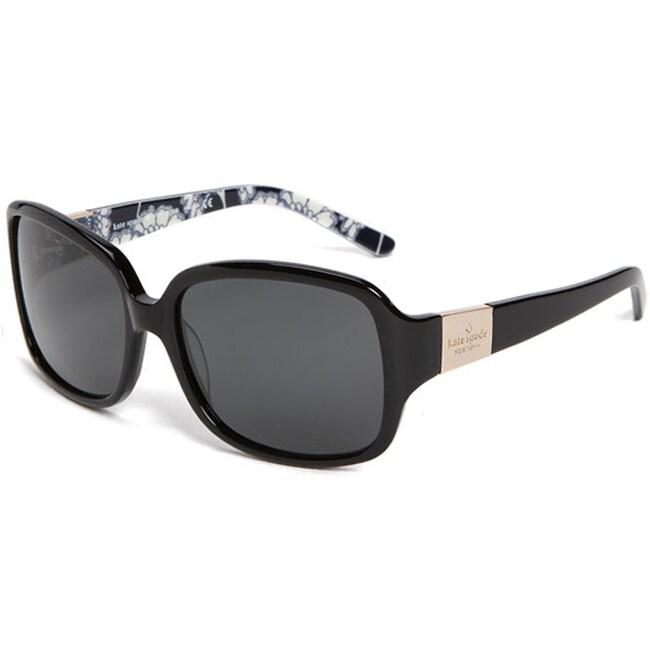 cd54015e5cb5 Shop Kate Spade Women's 'Lulu 2 /P JTRP' Florence Broadhurst Edition  Sunglasses - Free Shipping Today - Overstock - 6965559