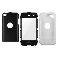 Case/ Anti-Glare Screen Protector for Apple iPod Touch Generation 4 - Thumbnail 1
