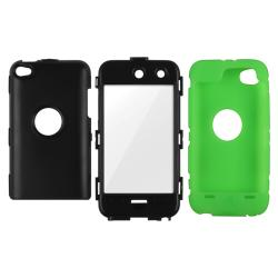 Hybrid Case/ Screen Protector for Apple® iPod Touch Generation 4 - Thumbnail 1