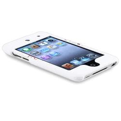 Rubber Case/ Screen Protector for Apple® iPod Touch Generation 4