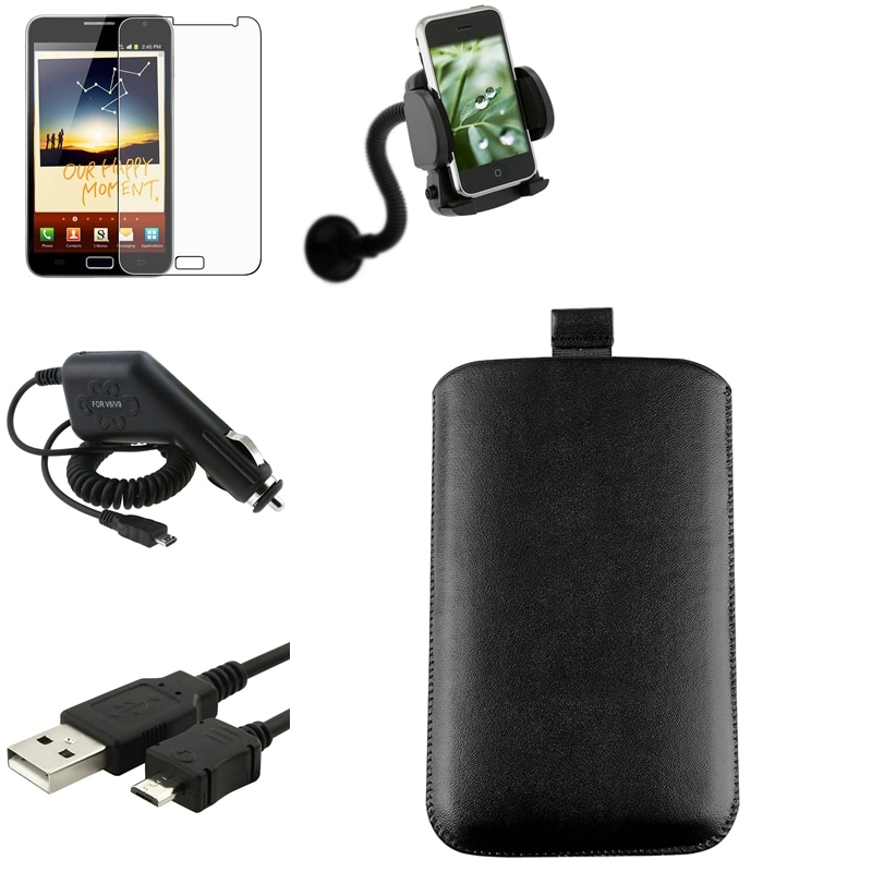 Pouch/ Protector/ Cable/ Charger/ Holder for Samsung Galaxy Note N7000