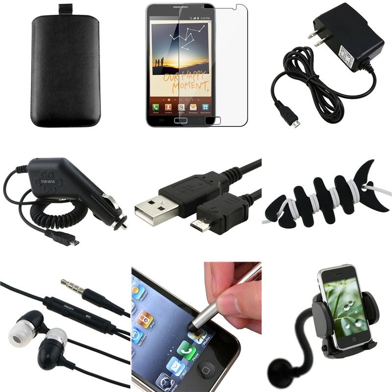 Case/ Holder/ Cable/ Charger/ Headset for Samsung Galaxy Note N7000
