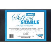 "ByAnnie's Soft And Stable 18""X58"" Black"