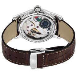 Frederique Constant Men's 'Vintage Rally' Silver Dial Automatic Watch - Thumbnail 1