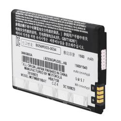 Standard Battery for Motorola Droid X/ X2 BH5X/ SNN5865 - Thumbnail 1