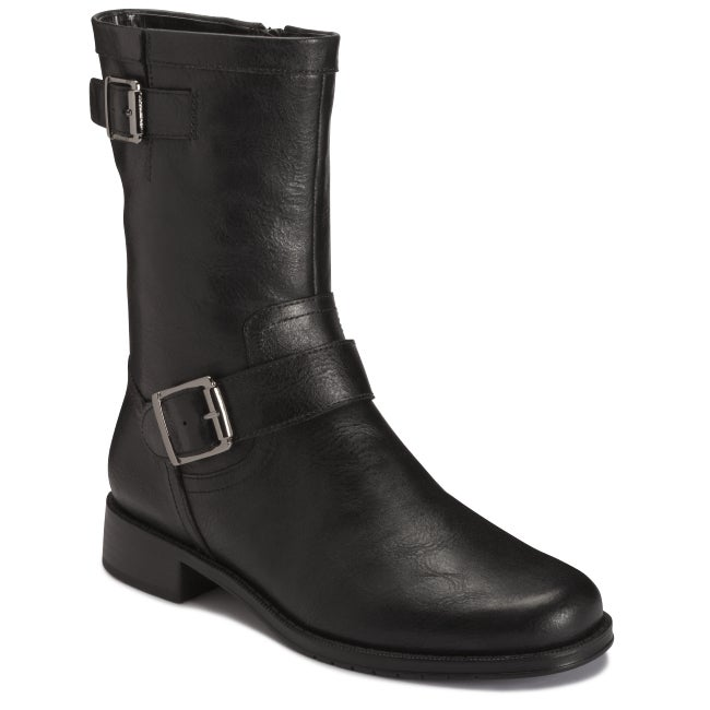 A2 by Aerosoles 'Slow Ride' Black Boot