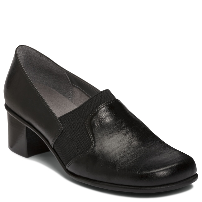 A2 by Aerosoles 'Pepular' Black Slip On
