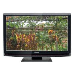 magnavox 37md350b 37 inch 720p lcd tv dvd combo refurbished free shipping today overstock. Black Bedroom Furniture Sets. Home Design Ideas