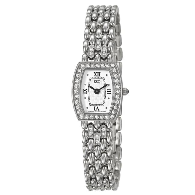 ESQ by Movado Women's Stainless Steel 'Biella' Watch