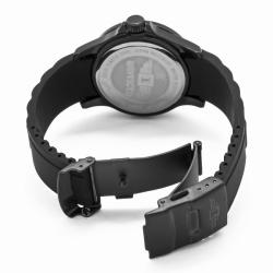 I by Invicta Women's Black Silicone Watch - Thumbnail 1