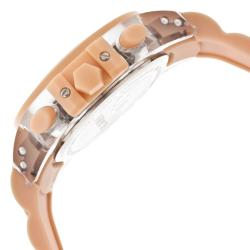 I by Invicta Men's Salmon Polyurethane Watch