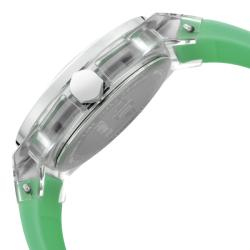 I by Invicta Women's Green Polyurethane Watch